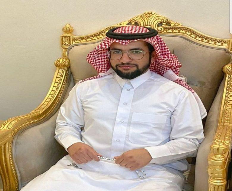 تخرج/ علي بن عبدالله بن ساير الفريدي
