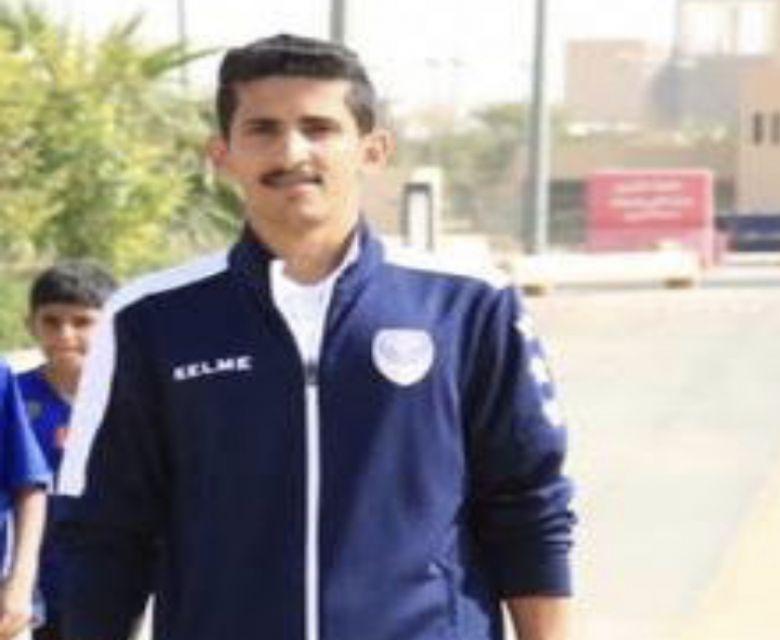 عمر بن خلف بن دغيمان الفريدي خريجًا