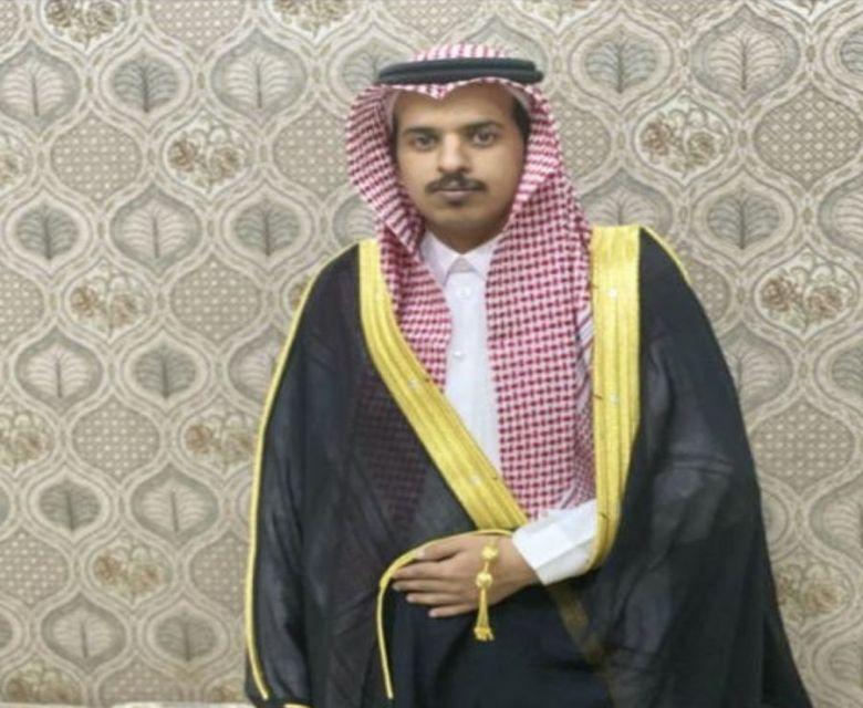 عمر بن ناصر بن شايع بن راكب الفريدي خريجًا