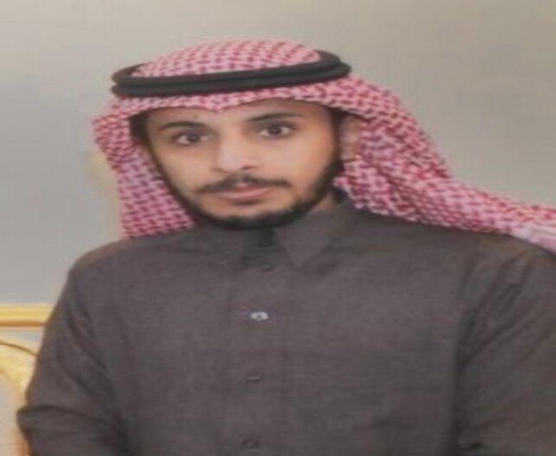 فهد بن طليحان بن عبيد ابن طليحان الفريدي خريجًا