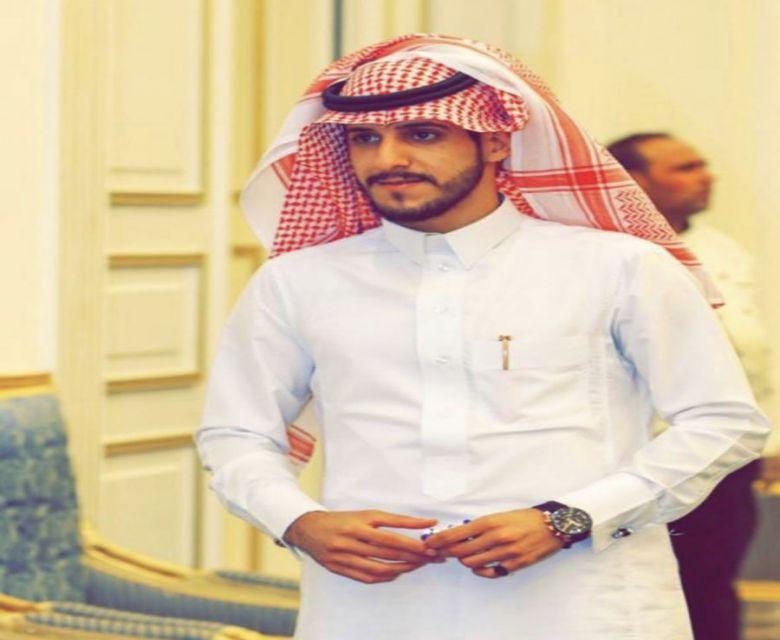 خالد بن ساير بن محمد بن هديب خريجًا