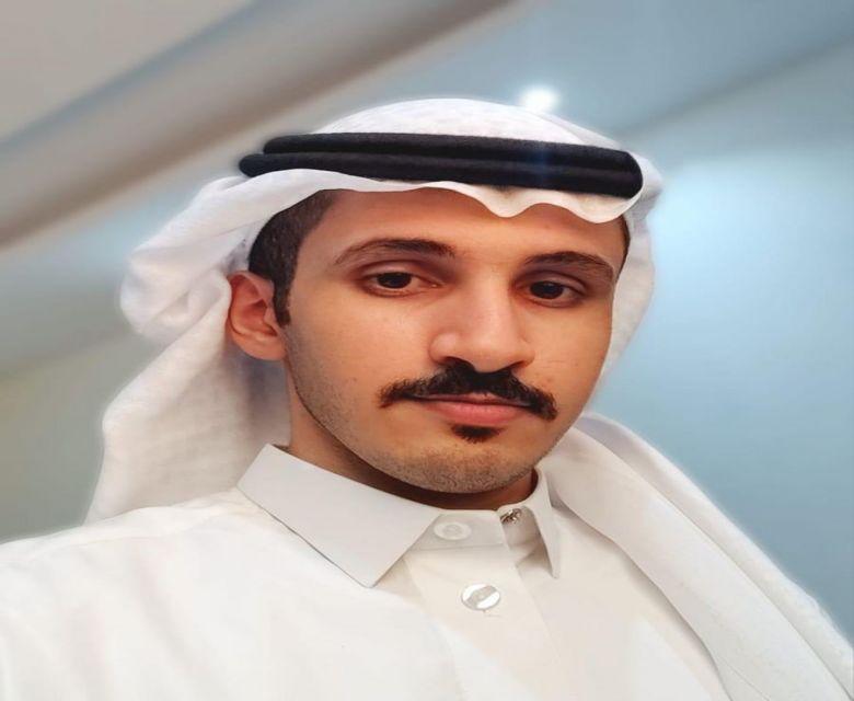 خالد بن مرزوق بن نومان الفريدي خريجًا