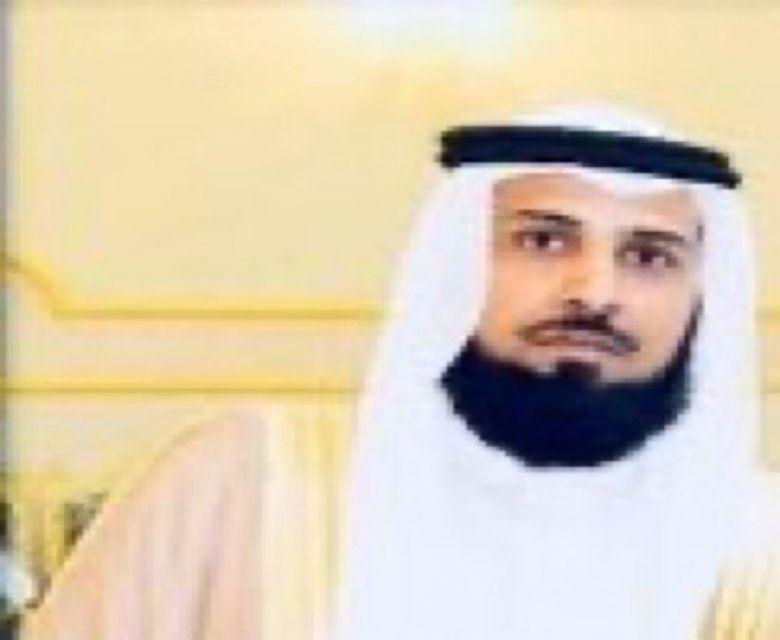 شكر وتقدير للأستاذ فهد بن سعد الفريدي