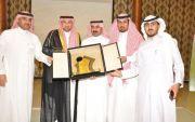 تكريم جمعية البر بالخصيبة لرعايتها حفل منتدى الصحه العامه بمحافظة الاسياح